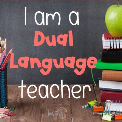 Jorja – Dual Language Teacher