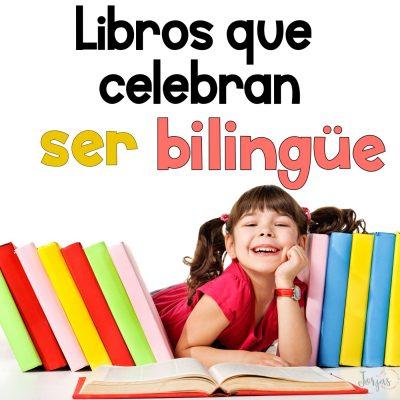 Libros bilingües para niños