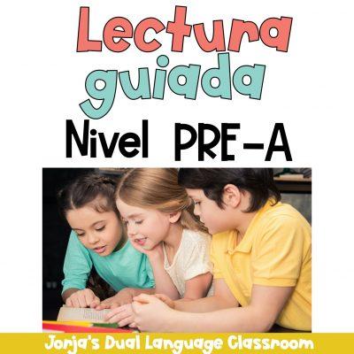 Lectura guiada en español