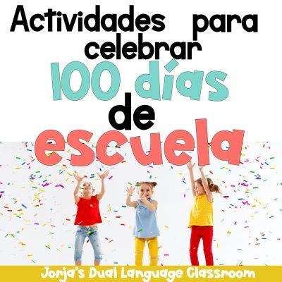 Actividades 100 días de escuela