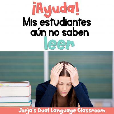 Enseñar a leer en español