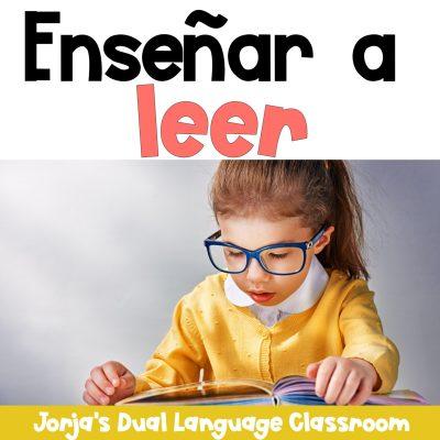 Ejercicios para enseñar a leer en preescolar y primer grado
